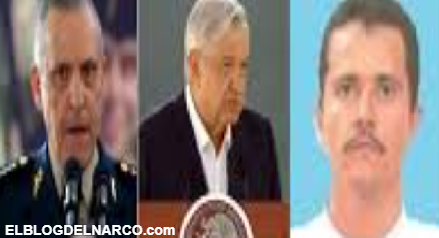 El Mencho del CJNG, el Mayo Zambada del CDG y Caro Quintero a cambio de Cienfuegos