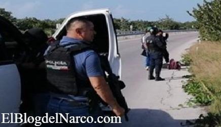 Encuentran varios restos humanos en zona hotelera de Cancún, confiesan sicarios entierro