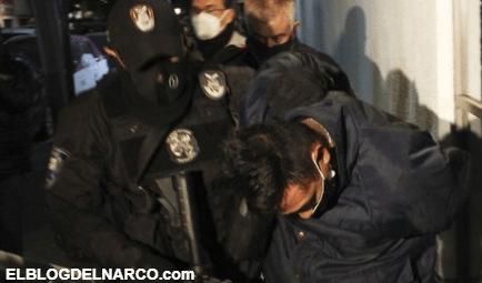 """Extraditaron a Estados Unidos a """"Él Geremías"""", integrante del Cártel de los Beltrán Leyva"""