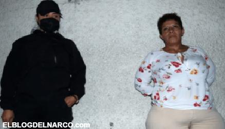 La Big Mama o la Chofis, peligrosa mujer narco es detenida… otra vez (VIDEO)