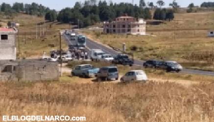 Macabro hallazgo en el Estado de México, hallaron 4 cadáveres en una camioneta