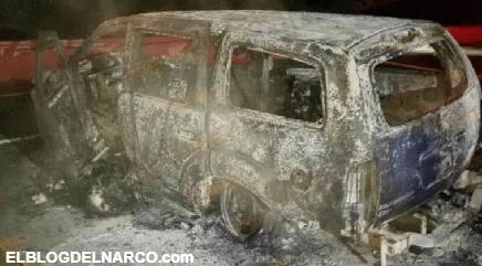 FOTOS: Sicarios abandonan troca blindada y camión monstruo tras enfrentarse a Militares en Tamaulipas