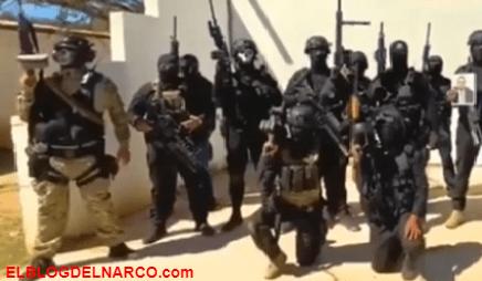 VIDEO: El Mayo Zambada anuncia ingreso a Nayarit, armados hasta los dientes