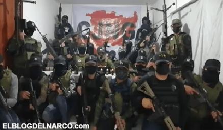 Video donde el CJNG le responde a La Cholita, a las Falsas Autodefensas y Carteles Unidos