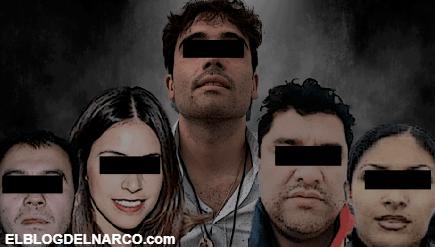 Así son los los Chapitos y otros juniors del narco en México Violentos, estrafalarios y temerarios
