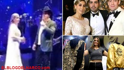 El día que la hija del Chapo se casó, la boda que sorprendió por sus lujos y exceso de seguridad