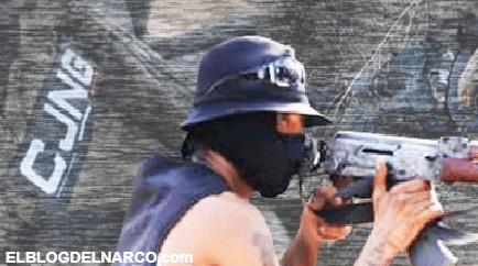 """""""El único honor que tengo es morir con mi rifle Calibre 50"""" dijo Sicario del CJNG antes de ser ejecutado ¿Qué le mandas a decir al Muletas"""