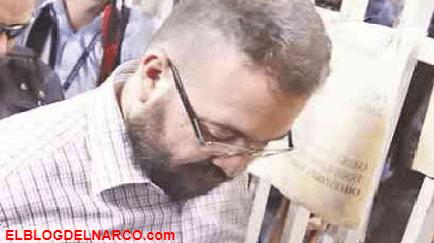 """""""Javidu"""", Javier Duarte dijo que ya no tiene dinero para pagar a su Abogado, Mmm..."""