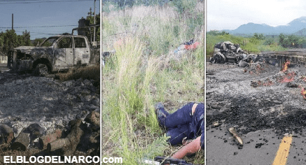 La espeluznante huella del CJNG en México, 10,000 ejecuciones en 2020 están vinculados al Narco