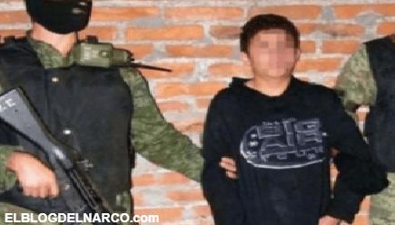 La trágica historia de 'El Ponchis', a 10 años de la captura del primer 'niño sicario'