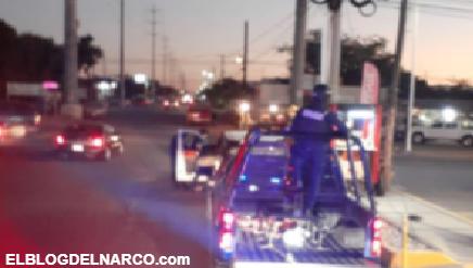 """""""No quiero que tiren balas"""", los Chapitos amenazan con toque de queda durante el Año Nuevo (Audio)"""