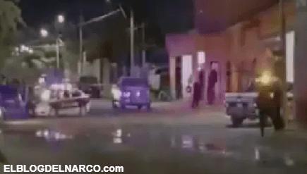 Aquí mataron al estilo narco a cantantes de disquera de Christian Nodal (VIDEO)