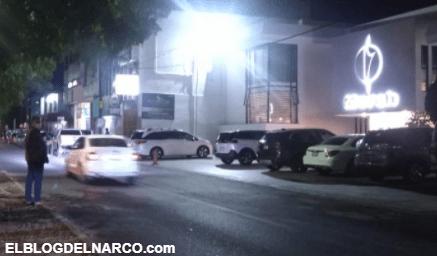 """Cambian de funeraria al hijo de el """"Azul"""" por miedo de que el Cartel de Sinaloa se robara el cuerpo (VIDEO)"""