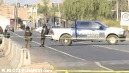 Cinco muertos y 4 detenidos deja enfrentamiento en Juventino Rosas, Guanajuato