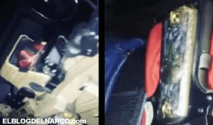 Con narcocorrido y pistola bañada en oro, sicario del narco patrulla territorio de Caro Quintero (VIDEO)