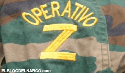 Decomisan narcobodega donde Vivian los Zetas del Cartel del Noreste