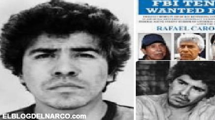 Dirige Rafael Caro Quintero el Narco de narcos el cártel de Caborca