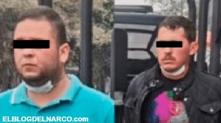 Dos narcos del cártel del Mayo fueron detenidos en Polanco, portaban cocaína y una pistola bañada en oro