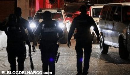 En Tijuana, atacan a balazos a subjefe de policía y su familia