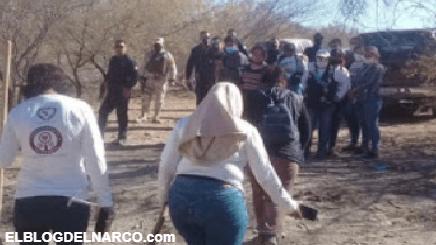 Encuentran 19 Narco fosas en Guaymas, Sonora