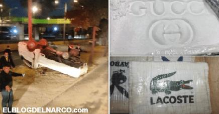 Entre el CJNG y Caro Quintero, crece el misterio por la camioneta con más de una tonelada de cocaína que volcó en CDMX