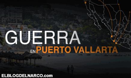 Esta es la clave para entender por que El Mencho pelea con El Mayo Zambada en Puerto Vallarta