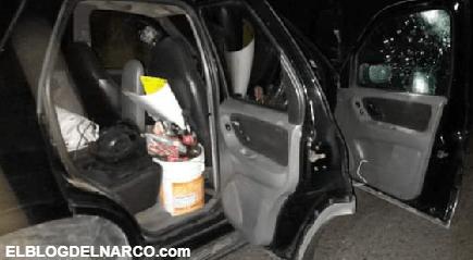 IMAGENES así se enfrentaron al CJNG en Villagrán, Guanajuato y abatieron a 8 Sicarios del Mencho
