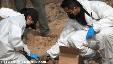 Jóvenes, adolescentes y mujeres, mayoría de cuerpos recuperados en narcofosas en Guanajuato