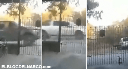 Persecución y balacera en Tamaulipas, las imágenes de los enfrentamientos entre el CDN y el Ejército