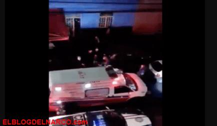 VIDEO Ejecutan al Robert, narco de la Unión Tepito; así se lo llevaron al hospital