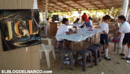 Centro comunitario que Los Chapitos abrieron y esta a punto de desaparecer por falta de apoyo