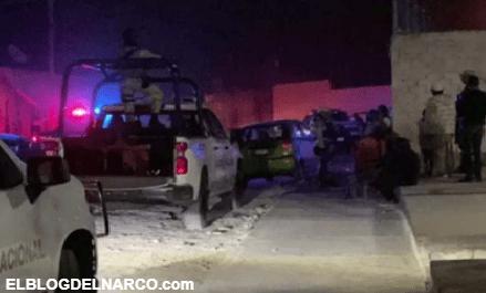 Ejecutan a 7 personas en salón de fiestas en Jalisco, zona controlada por el CJNG y el Mencho