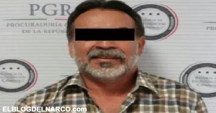 El Tío, narco relacionado con Rafa Márquez y Julión Álvarez es extraditado a Estados Unidos