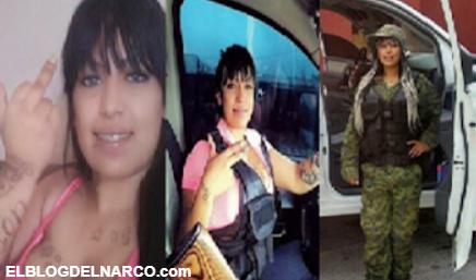 FOTOS, La Morena López presumía ser del Cartel del Golfo, termino descuartizada por los Zetas