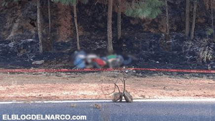 Guerra entre Carteles Unidos y CJNG deja 5 cuerpos con huellas de Tortura en Opopeo