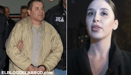 La fatídica fecha para Emma Coronel y El Chapo Guzmán, ambos fueron capturado un 22 de febrero