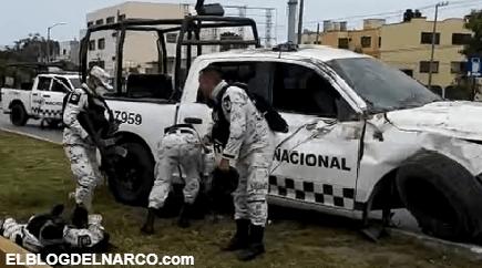 La sombra del CJNG en la balacera de Cancún donde cayeron 15 presuntos secuestradores