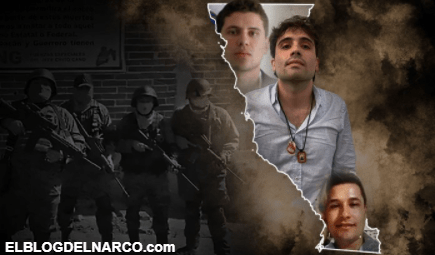 """Los Chapitos en BC, reclutaron gente del """"Mencho"""" y ejecutaron a los jefes de plaza del """"Mayo"""""""