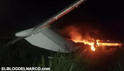 México interceptó unas 46 narcoavionetas en los últimos dos años
