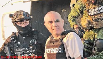 """Por andar Sapeando al CDS quitan cadena perpetua a """"El Licenciado""""; los gringos lo dejaran libre en 2032"""