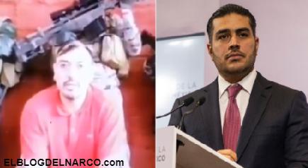 'El Cholo', del Cártel Nueva Plaza, dice haberse aliado con García Harfuch contra el CJNG