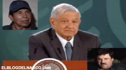 AMLO a punto de hacer realidad el sueño del Chapo Guzmán y de Caro Quintero
