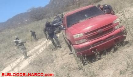 Aseguran droga y vehículos en Choix, Sinaloa, Zona de guerra del Chapo Isidro