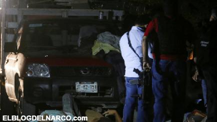 Caen responsable de la ejecución de 11 albañiles que tomaban una cerveza tras su dura semana laboral en Tonalá; Jalisco