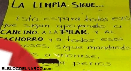 Continua la limpia en Veracruz, dejan los cuerpos de dos personas bolsas negras