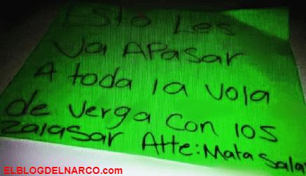 Continúa la violencia en Sonora por la disputa entre Mata Salazar y los Salazar