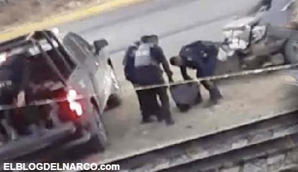 'Pega tu cabeza al piso', testigos del enfrentamiento en Celaya, Guanajuato