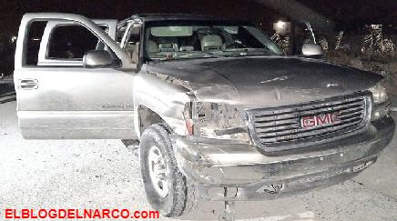 Sicarios atacan a Policías Estatales en Rio Bravo, Tamaulipas