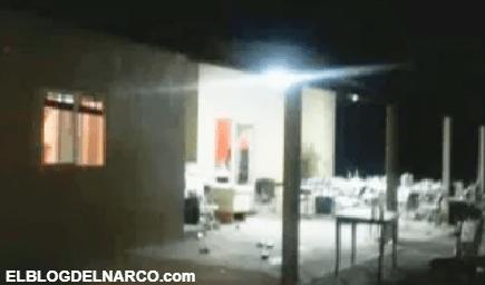 Sicarios irrumpen en fiesta y acribillan a ochos de los asistentes