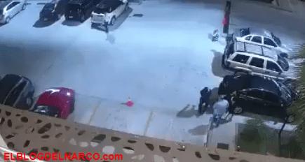 VIDEO Así ataco el CJNG el bar Ginza en Cancún, ya detuvieron a El Choche jefe de plaza